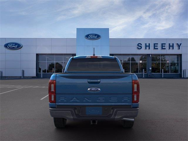2021 Ford Ranger SuperCrew Cab 4x4, Pickup #YD25388 - photo 8