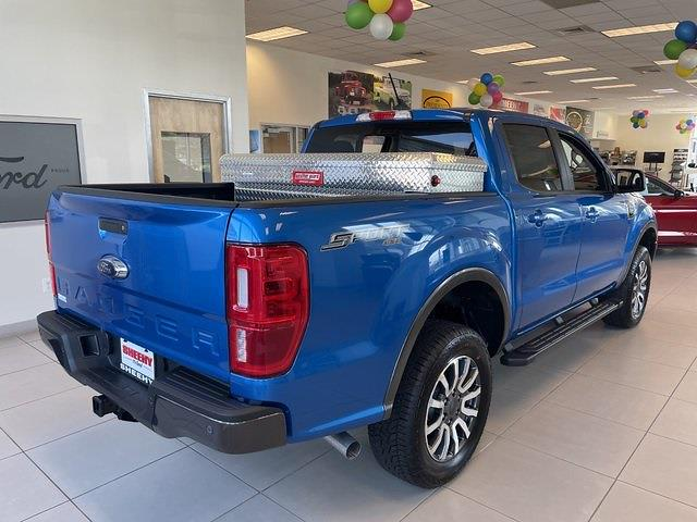 2021 Ford Ranger SuperCrew Cab 4x4, Pickup #YD25388 - photo 9