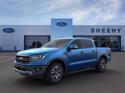 2021 Ford Ranger SuperCrew Cab 4x4, Pickup #YD25388 - photo 4