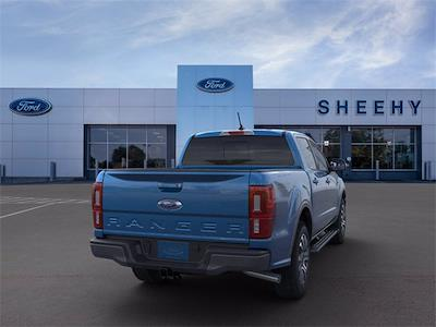 2021 Ford Ranger SuperCrew Cab 4x4, Pickup #YD25388 - photo 2