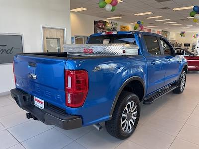 2021 Ford Ranger SuperCrew Cab 4x4, Pickup #YD25388 - photo 1