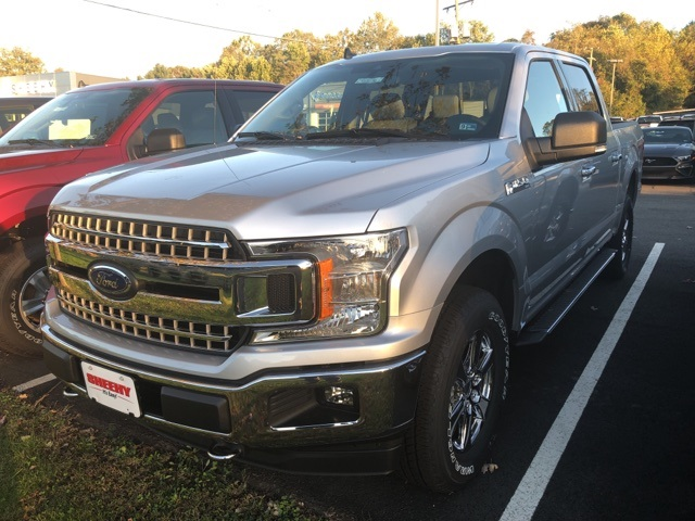 2019 F-150 SuperCrew Cab 4x4,  Pickup #YD28796 - photo 1