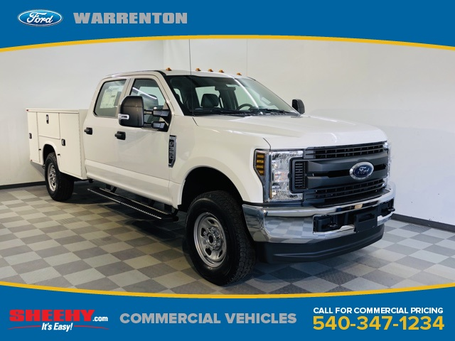 2019 F-350 Crew Cab 4x4,  Knapheide Service Body #YD30302 - photo 1