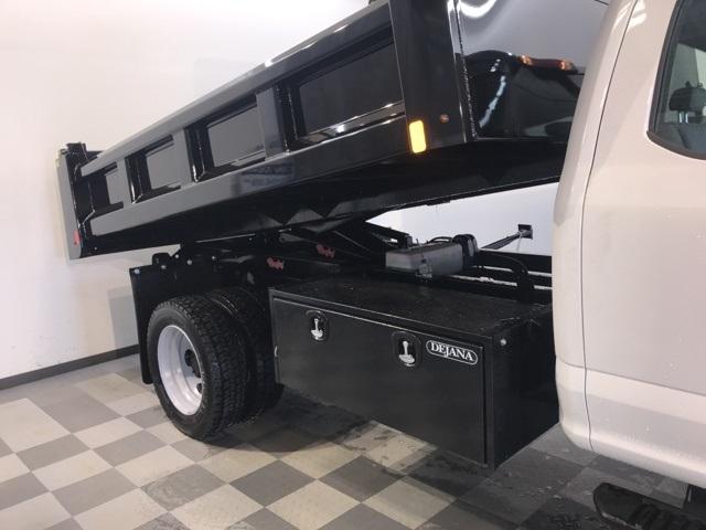 2019 F-450 Super Cab DRW 4x4,  Rugby Eliminator LP Steel Dump Body #YD30336 - photo 11