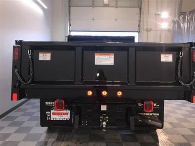 2019 F-450 Super Cab DRW 4x4,  Rugby Eliminator LP Steel Dump Body #YD30336 - photo 2