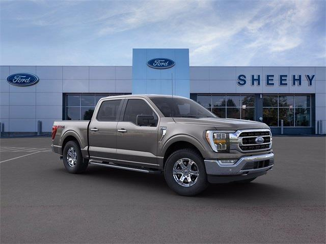2021 Ford F-150 SuperCrew Cab 4x4, Pickup #YD31137 - photo 1