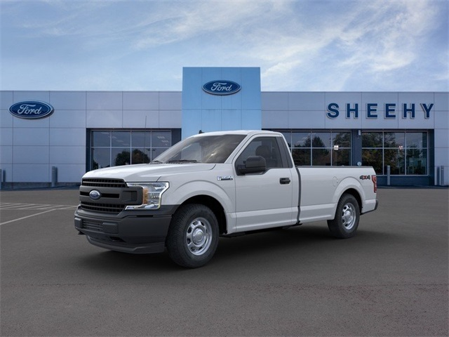 2020 F-150 Regular Cab 4x4, Pickup #YD42256 - photo 1