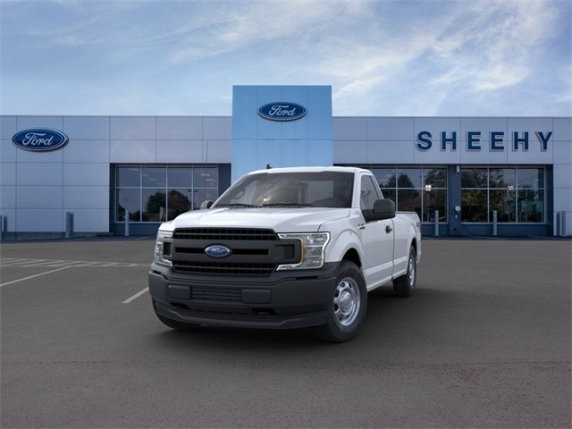 2020 F-150 Regular Cab 4x4, Pickup #YD42256 - photo 3