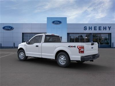 2020 F-150 Regular Cab 4x4, Pickup #YD42256 - photo 4