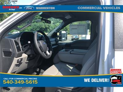 2020 Ford F-450 Crew Cab DRW 4x4, Reading Panel Service Body #YD42322 - photo 13