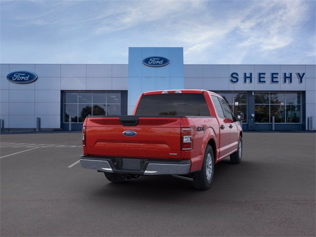 2020 Ford F-150 SuperCrew Cab 4x4, Pickup #YD42460 - photo 1