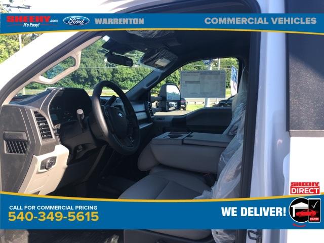 2020 Ford F-550 Crew Cab DRW 4x4, PJ's Chipper Body #YD42686 - photo 10