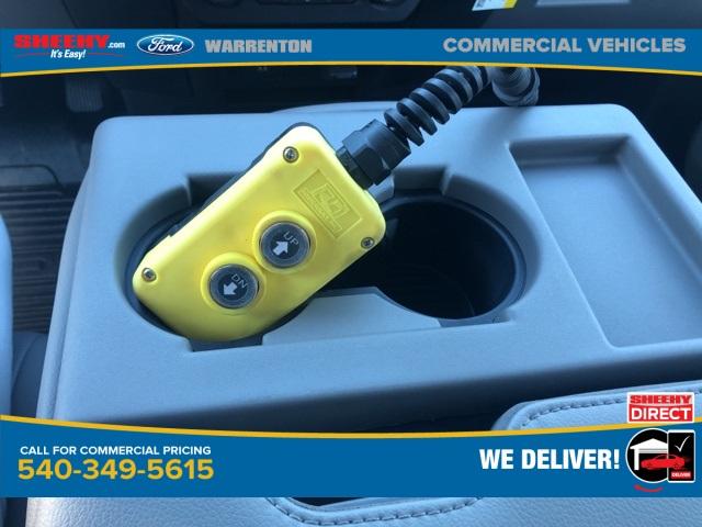 2020 Ford F-550 Crew Cab DRW 4x4, PJ's Chipper Body #YD42686 - photo 15