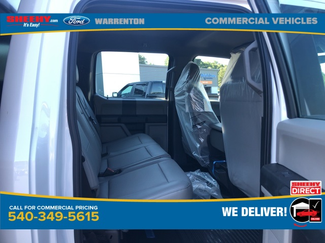 2020 Ford F-550 Crew Cab DRW 4x4, PJ's Chipper Body #YD42686 - photo 6