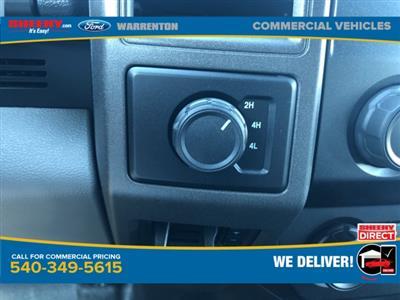2020 Ford F-550 Crew Cab DRW 4x4, PJ's Chipper Body #YD42686 - photo 13