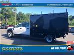2020 Ford F-550 Crew Cab DRW 4x4, PJ's Chipper Body #YD42686 - photo 8