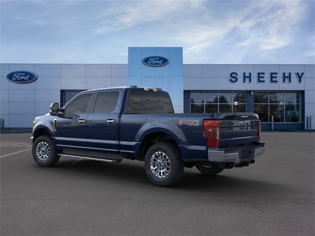 2020 F-250 Crew Cab 4x4, Pickup #YD45902 - photo 2