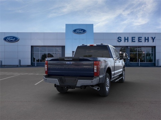 2020 F-250 Crew Cab 4x4, Pickup #YD45902 - photo 8