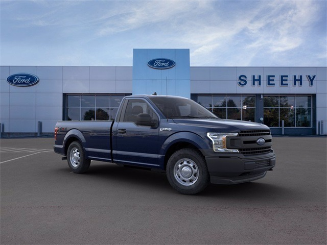 2020 F-150 Regular Cab 4x4, Pickup #YD46720 - photo 1