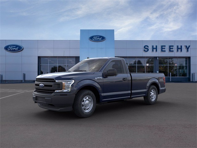 2020 F-150 Regular Cab 4x4, Pickup #YD46720 - photo 4