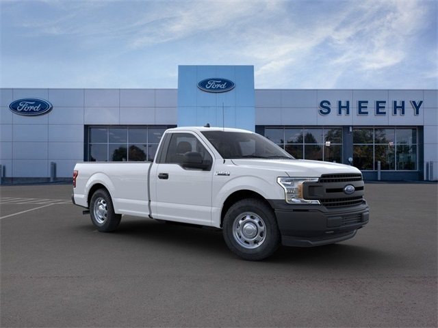 2020 F-150 Regular Cab 4x2, Pickup #YD46745 - photo 7