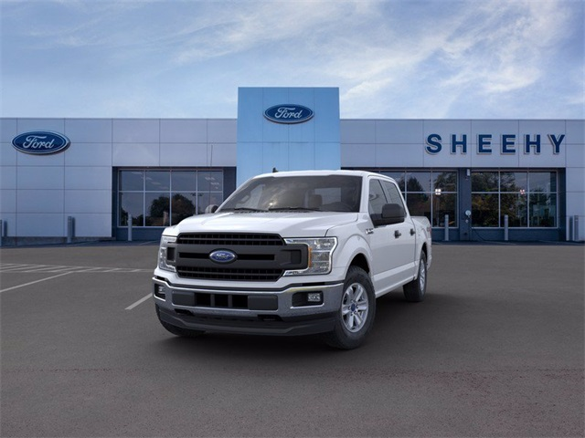2020 F-150 SuperCrew Cab 4x4, Pickup #YD48749 - photo 4