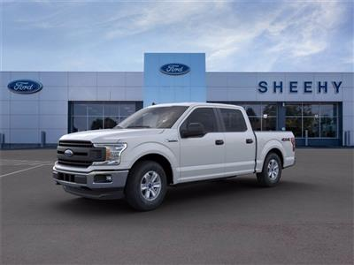 2020 F-150 SuperCrew Cab 4x4, Pickup #YD48749 - photo 1