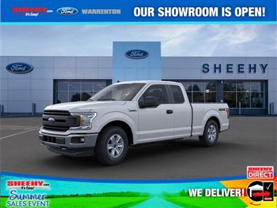 2020 Ford F-150 Super Cab 4x4, Pickup #YD48750 - photo 1