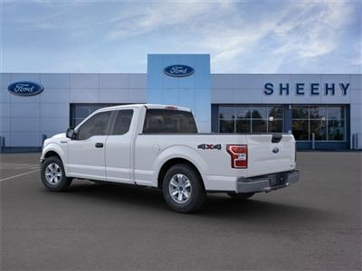 2020 Ford F-150 Super Cab 4x4, Pickup #YD48750 - photo 2