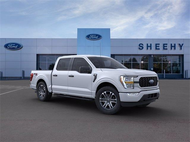 2021 Ford F-150 SuperCrew Cab 4x4, Pickup #YD54065 - photo 1