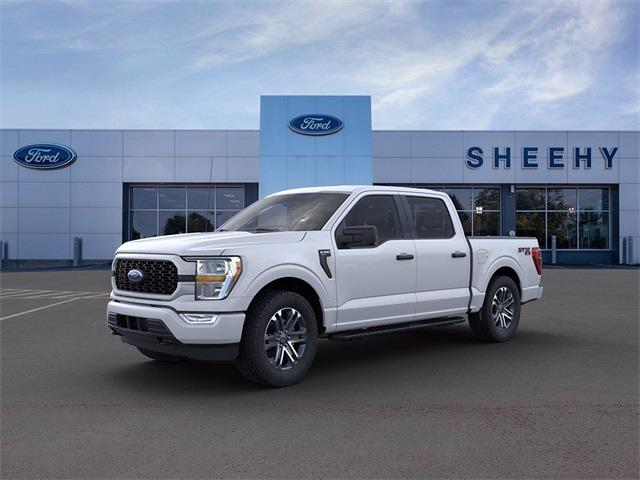 2021 Ford F-150 SuperCrew Cab 4x4, Pickup #YD54065 - photo 4