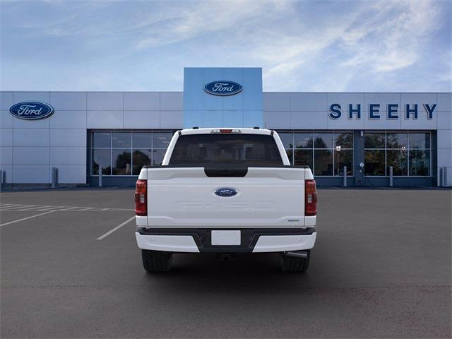 2021 Ford F-150 SuperCrew Cab 4x4, Pickup #YD54065 - photo 8
