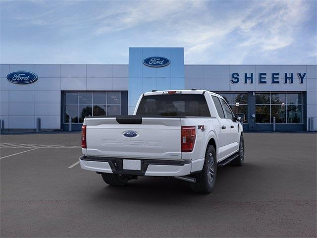 2021 Ford F-150 SuperCrew Cab 4x4, Pickup #YD54065 - photo 2