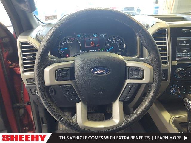 2015 Ford F-150 SuperCrew Cab 4x4, Pickup #YD61121A - photo 11
