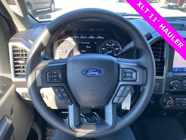 2021 Ford F-450 Super Cab DRW 4x4, PJ's Platform Body #YD61412 - photo 17