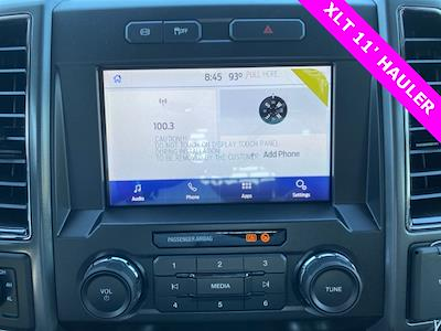 2021 Ford F-450 Super Cab DRW 4x4, PJ's Platform Body #YD61412 - photo 12
