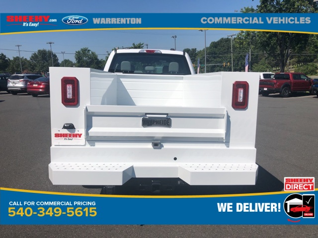 2020 Ford F-250 Crew Cab 4x4, Knapheide Steel Service Body #YD61678 - photo 2