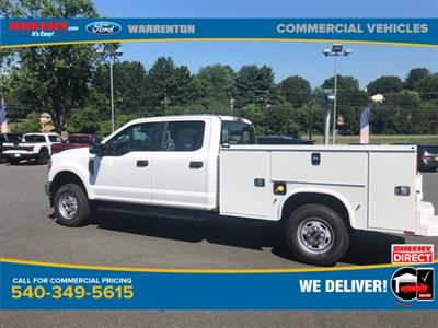 2020 Ford F-250 Crew Cab 4x4, Knapheide Steel Service Body #YD61678 - photo 10