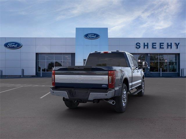 2021 Ford F-250 Crew Cab 4x4, Pickup #YD67574 - photo 2