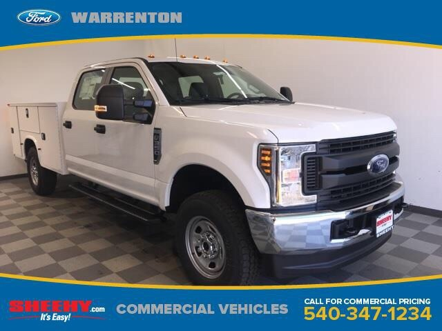 2019 F-350 Crew Cab 4x4,  Knapheide Service Body #YD72008 - photo 1