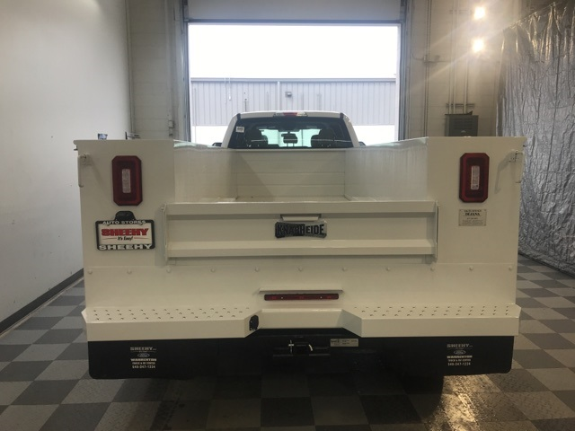 2019 F-550 Crew Cab DRW 4x4,  Knapheide Service Body #YD72029 - photo 1