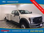 2019 F-550 Crew Cab DRW 4x4,  Knapheide Service Body #YD72030 - photo 1
