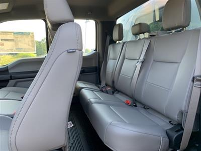 2019 F-350 Super Cab 4x4, Medium roof enclosed service body  #YD72052 - photo 8