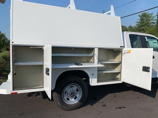 2019 F-350 Super Cab 4x4, Medium roof enclosed service body  #YD72053 - photo 5