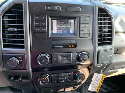 2019 F-350 Super Cab 4x4, Medium roof enclosed service body  #YD72053 - photo 10