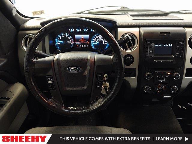 2014 Ford F-150 SuperCrew Cab 4x4, Pickup #YD72500A - photo 10