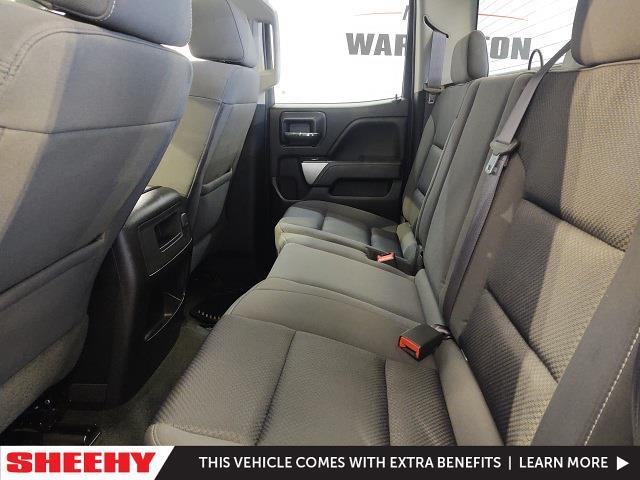2017 Chevrolet Silverado 1500 Double Cab 4x4, Pickup #YD72504A - photo 9