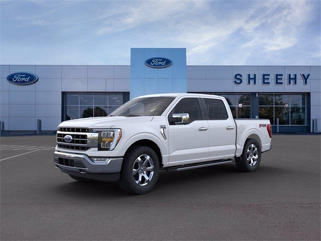 2021 Ford F-150 SuperCrew Cab 4x4, Pickup #YD72505 - photo 4