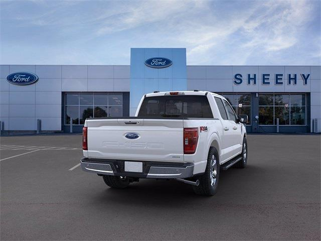 2021 Ford F-150 SuperCrew Cab 4x4, Pickup #YD72505 - photo 2