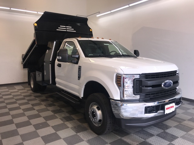 2019 F-350 Regular Cab DRW 4x4,  Monroe MTE-Zee Dump Body #YD72825 - photo 10